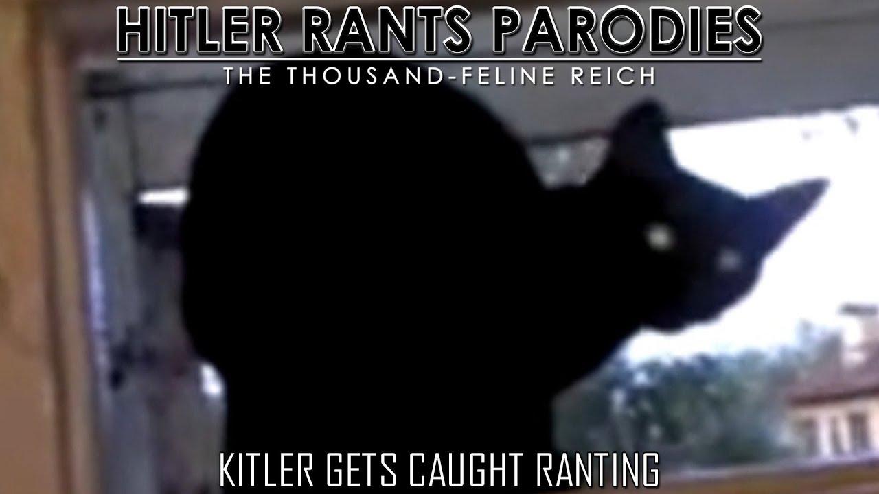 Kitler gets caught ranting