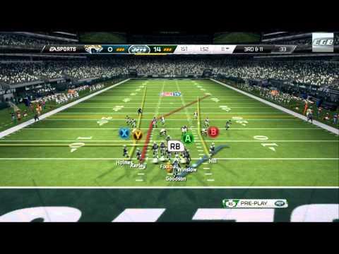 Madden 25 :: Connected Careers Quarterback :: Jacksonville Jaguars