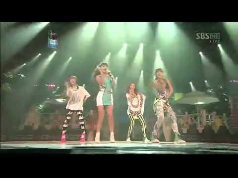 2ne1 I Don't Care (dance Remix) Hd video