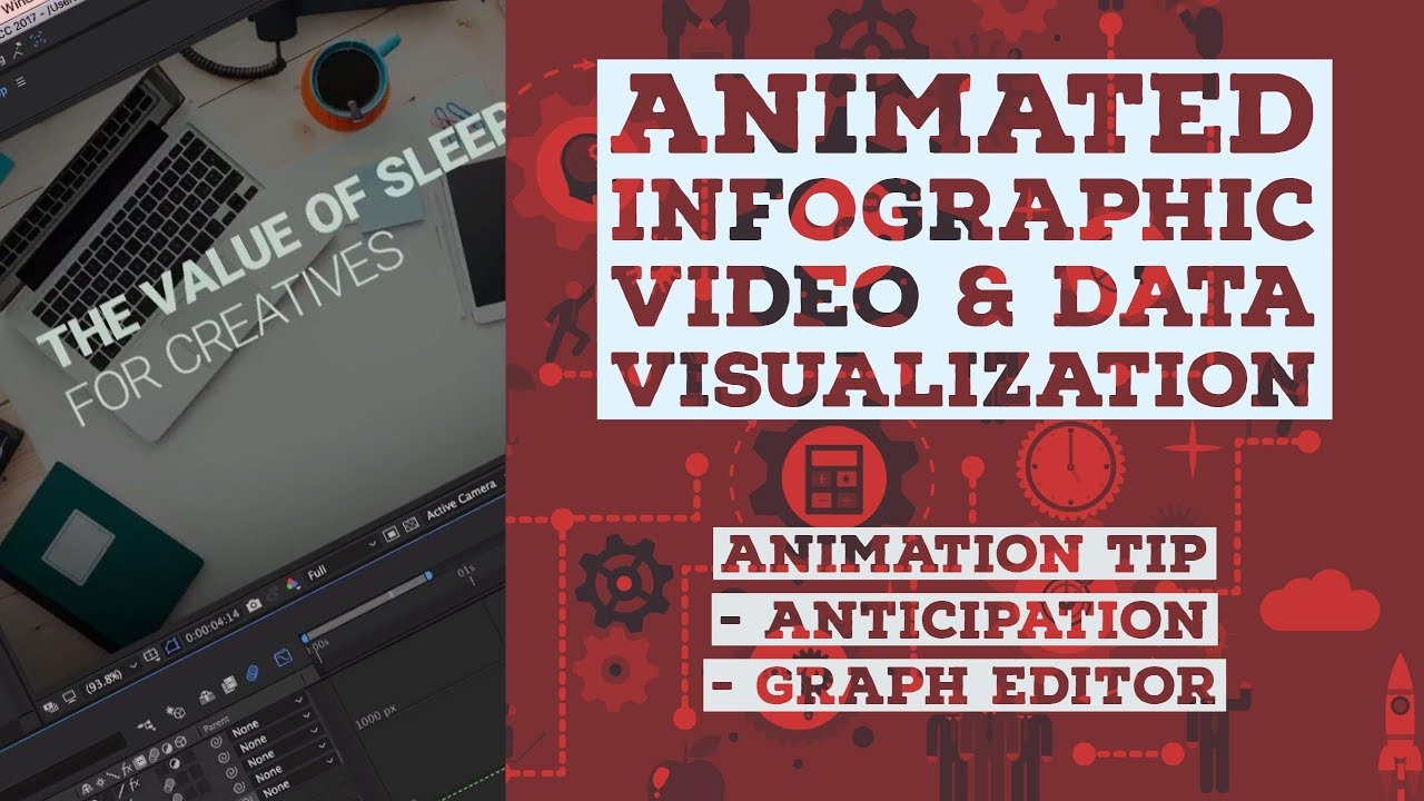 Infographic animation tutorial