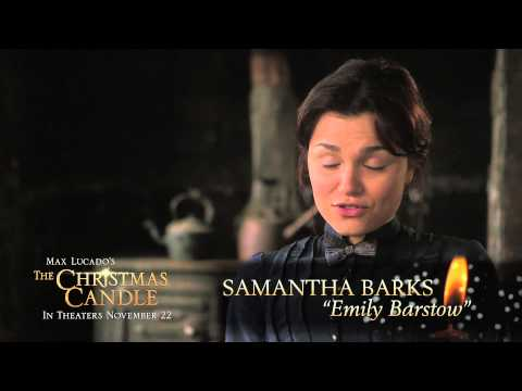 Max Lucado's The Christmas Candle Exclusive Sneak Peak - In Theaters November 22, 2013