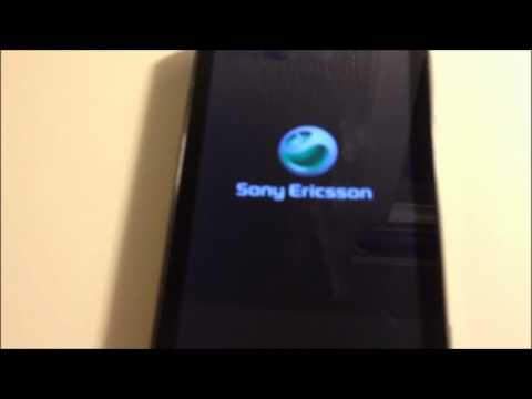 flash and update the Sony Ericsson Xperia X10