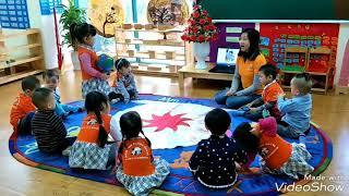 Happy birthday con gái HẠNH CHI Mầm Non Panda House Montessori