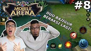 DUO BAJIGUR KEMBALI BERAKSI! - Mobile Arena (w/ Gema Show Indo) [INDONESIA]