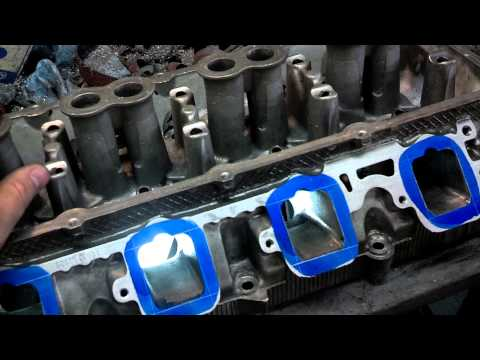 Image Result For Cylinder Head Port Polishinga