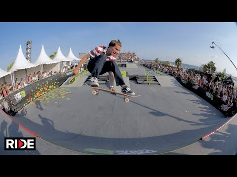 Dew Tour AM Series Barcelona 2017