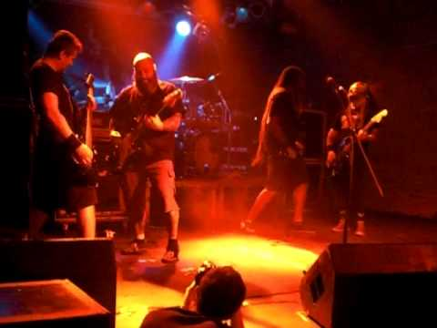 Kirk Windstein's 45th birthday with Sepultura