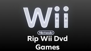 Play burned wii games in dvd on your wii easy way (neogamma)