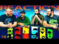 Young Justice 1x8 REACTION!!