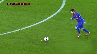 Lionel Messi vs Athletic Bilbao (Home) 11/01/2017 HD 1080i by SH10