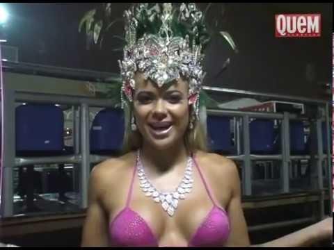 Miss Bumbum faz ensaio exclusivo para QUEM