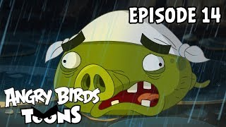 Angry Birds Toons   Not Without my Helmet - S2 Ep14