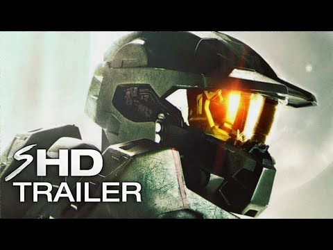 HALO: John-117 - Movie Teaser Trailer Concept (HD) Fan Made