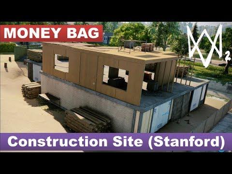 Download  Watch Dogs 2 - Money Bag / Construction site, Stanford University Gratis, download lagu terbaru