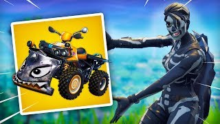 QUADCRUSHER PRIMEURTJE :D | Fortnite