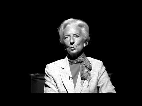 Christine Lagarde: 'Don't let the bastards get you' | On Leadership