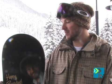 Forum Scheme Snowboard Review Board Insiders 2010 Bob Ross snowboard