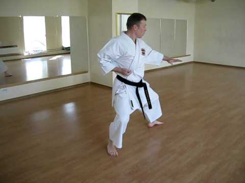 Kokutsu-dachi-no-kata video