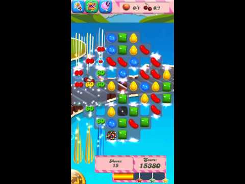 Level 137 candy crush