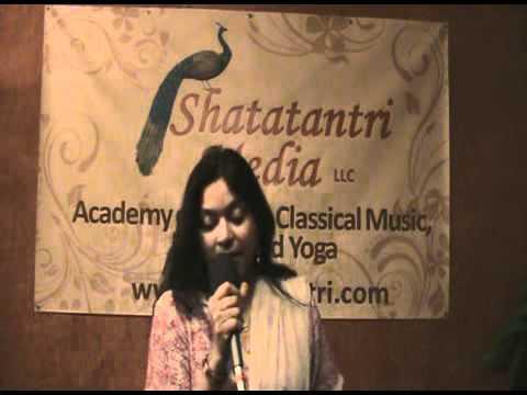 Ruk Ja Raat Thehar Ja Re Chanda By Shonali Srivastava