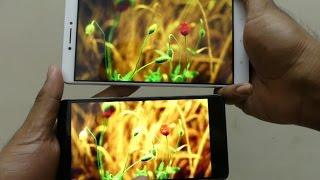 Mi Max vs Redmi Note 3 display Comparsion