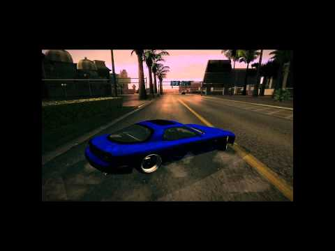 [GTA:SA] Mazda Rx-7 Real Convert [RC] [1080HD]