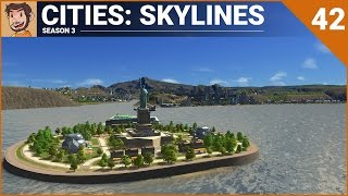 Let's Play Cities: Skylines - Part 42 (Season 3)