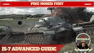 World of Tanks Blitz Is-7 How to Guide and Review