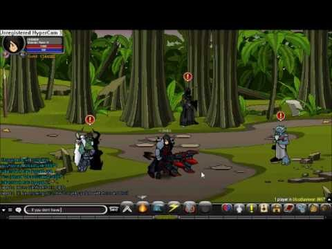 Aqw: How to Rank up Fast in Horc and Troll Reputation