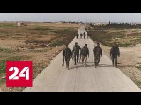 Турция позаботится о боевиках в Идлибе - Россия 24