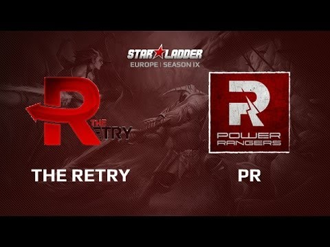 The Retry -vs- PR, Star Series Europe Day 6 Game 2