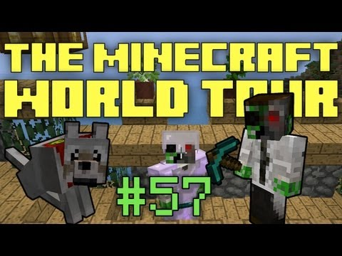 The Minecraft World Tour - #57: 1337