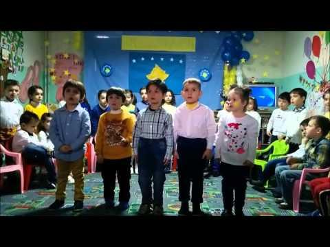 Programi Festa e Pavarsise Kopshti i Femijeve DEA ne Ulpiane Pjesa I