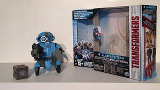 Transformers: The Last Knight Allspark Tech Sqweeks Starter Pack