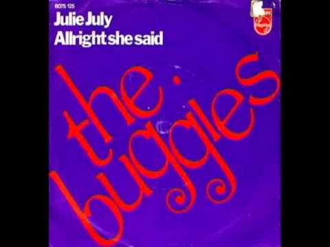 The Buggies Julie July  Wmv video