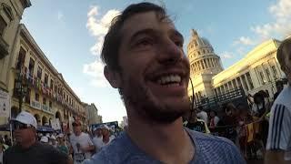 A.D.ventures to Havana to run, run, run a Marathon!