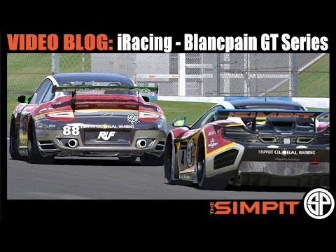 Video Blog: iRacing Blancpain GT Series World Championships by The Simpit