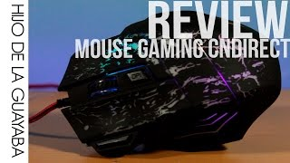 Review | Mouse Gamer Chino 5500 dpi | CNDirect