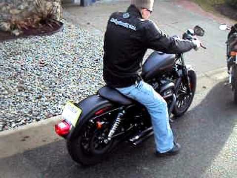 2009 Harley Sportster 883 - Conversion Kit to 1200