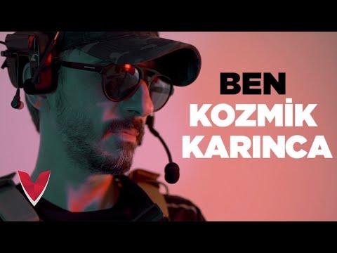 Kozmik Karınca - Ben Kozmik Karınca (Official Video)