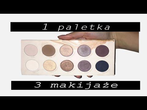 ** 3 MAKIJAZE 1 PALETA ** ZOEVA Naturally Yours | Dajana Twardowska