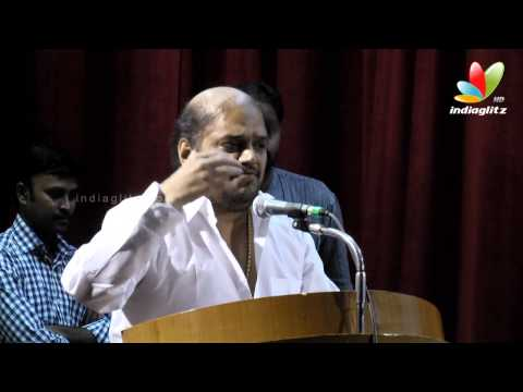 Music Director Vidyasagar And M.s Viswanathan At Balamurali Krishna Birthday Celebration video