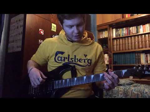 Green Day - Forever Now GUITAR COVER [by Lorys] #1