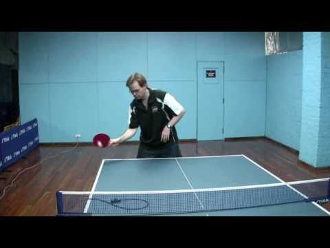 Table Tennis Online Coaching - Long Pips and Antispin vs Backspin