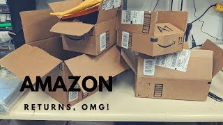 Amazon FBA for Beginners:  What to do about all these returns?