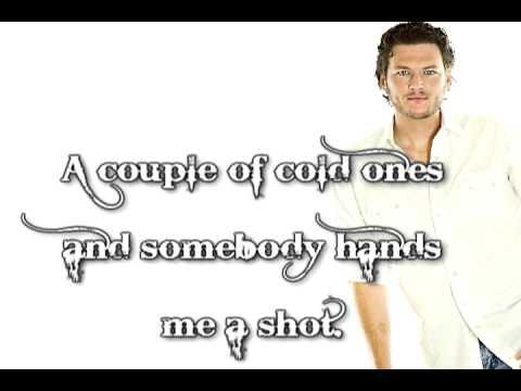 :.:The More I Drink:.: Blake Shelton Lyrics