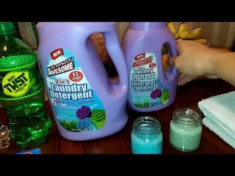 Dollar Tree Haul. LA's Detergent Review.😣
