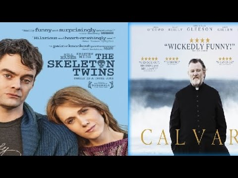 Trepacer's Saturday Reviews 94 - The Skeleton Twins & Calvary