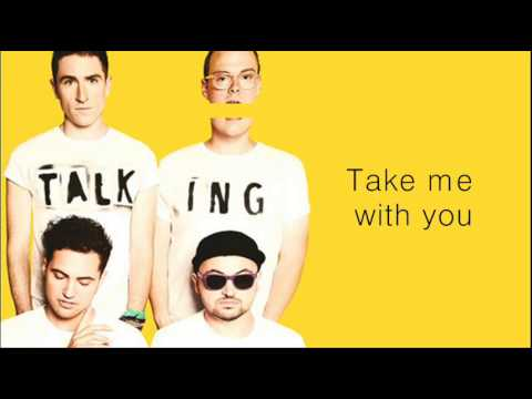 WALK THE MOON - Portugal (Lyrics)