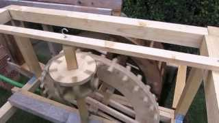 Homemade Water Mill